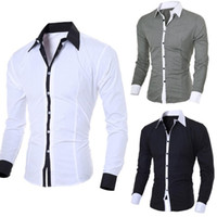 2018 Summer Designer Solid Shirt Button Casual Fashion New L...
