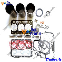D722 D722E D722EB D722D overhaul rebuild kit For Kubota engi...