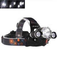 2018 Wholesale 5000lm CREE XML T6+ 2R5 LED Headlight Headlamp...