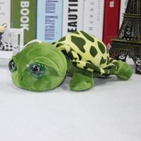Lovely 7inch 1шт Маленькая плюшевая игрушка чучело Черепаха плюшевая игрушка подарок на день Святого Валентина подарок ребенку