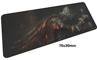 dark souls mousepad gamer 700x300X3MM gaming mouse pad large...