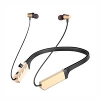 H26 Magnetic Bluetooth Earphone V4. 2 True Wireless Bluetooth...