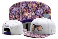 2017 Été Cayler Sons HAZE KUSH fumée Baseball Caps floral pour Casquettes chapeus Femmes Hommes En Plein Air Snapback chapeaux Sport Mode
