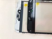 Front Touch Screen Glass Lens + Frame + OCA Replacement For I...