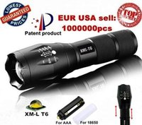 LED Torches E17 CREE XML T6 3800Lumens High Power LED Torche...