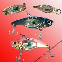LED fishing lures FireFly Lighted 4- Pack Fishing Spoon - Dis...