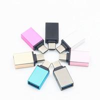يلتقي مهايئ USB OTG من النوع 3.1 مع جميع الأجهزة الفنية USB-C / A