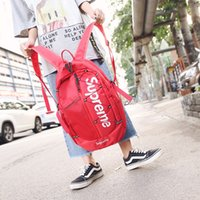 Wholesale Hot Explosion SUPER Letter Brand Backpack Unisex S...