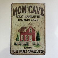New Design Mom Cave Vintage Rustic Home Decor Bar Pub Hotel ...