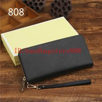 Fashion Women luxury MICHAEL KALLY wallets famous brand Genu...