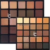 Icycheer 25colors Eyeshadow Nude Eye Shadow Compact Palette Metallic Shimmer Matte Makeup