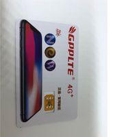 GPPLTE original 4G Desbloquear la tarjeta SIM GEVEY Turbo SIM v22 de trabajo para IOS13