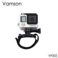 Vamson for GoPro Accessories Black Elastic Adjustable Wrist ...