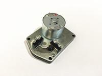 3 v 0.8 rpm grande torque calorímetro medidor de água válvula atuador motor de velocidade de 90 graus limite