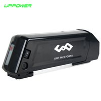 UE Stati Uniti AU No Tasse Telaio E-Bike batteria 36V 13Ah della batteria agli ioni di litio con la misura del caricatore USB motore 250W 350W 500W Bafang BBS02