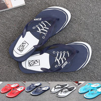 Fashion funny Flip flops Handmade shoes slippers EUR39~45 be...