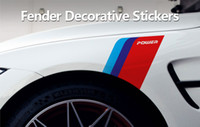 Car Side Fender Stickers And Decals Car Body Decorative For ...