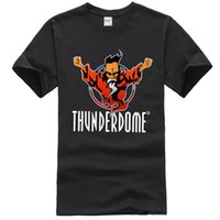 Thunderdome t- shirt men Thunderdome Hardcore Short Sleeve ca...