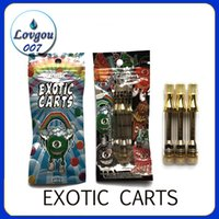 Exotic Carts Cartridges Mario carts 1. 0ml Gold Ceramic Coil ...