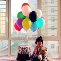 Colorful Balloons 12 Inch Pearl Color Latex Balloons 2. 8 g B...