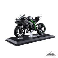 Aoshima 104576 1 12 Ninja H2R Race Ver. Scale Finished Dieca...