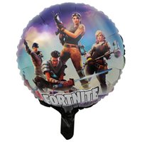 Fortnite Aluminum Foil Balloon Kids Toy Large Balloon Birthd...