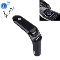 S7 Wireless Bluetooth Car MP3 Player FM Transmitter+ 5V  2. 5A...