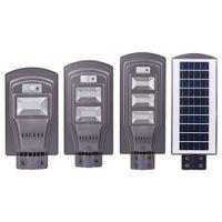 20W 40W 60W LED Solar Street Light Outdoor Wasserdichte IP65 PIR-Sensor Smart Light-Änderungen LED-Licht 50mm-Schnittstelle
