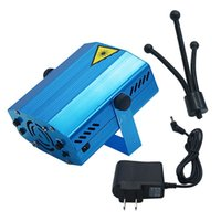 Edison2011 Holiday Blue Mini Laser Stage Lighting 150mW Mini...