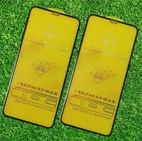 6D Pełna pokrywa Zakrzywiona folia szkła hartowanego dla iPhone XS MAX XR 8 7 PLUS Ochraniacz ekranu dla iPhone 6 7 8