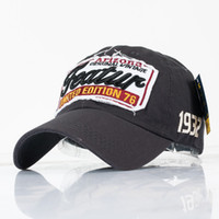 636c93a5b10ba Cora Wang 2018 marca hombres gorra de béisbol característica algodón  snapback gorras función cartas parche sombreros