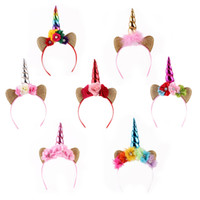 Prettybaby cute princess Unicorn Hair Sticks Birthday party ...