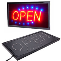 New Bright Animated Motion Running Neon LED Business Store S...