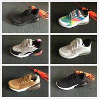 online retailer e453f aa1c9 Nike Air Max 270 Airmax 2018 270 Zapatillas de deporte para niños Zapatillas  de deporte para