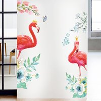3D Wall Sticker Living Room Wardrobe Window Bedroom Decorati...