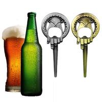 맥주 병 오프너 킹 스타일의 병 오프너 와인 디너 파티 용 와인 오프너 Bar tools Barware Man Unique Gift