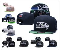 7688b387c New Arrival. Seattle America Sports Snapback All Teams baseball Seahawks football  Hats Hip Hop Snapbacks Cap Adjustable ...