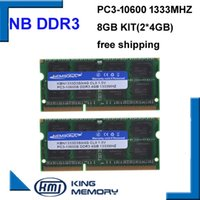 for laptop KEMBONA DDR3 1333Mhz 8GB (Kit of 2, 2X 4GB) PC3- 10...