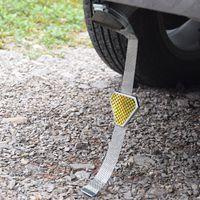 Антистатический пояс с отражающими полосками Избегать электростатического движения Дорожно-транспортные происшествия Стайлинг автомобиля Авто поставляет внешние аксессуары