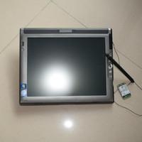 Nuovo arrivo! Tablet LE1700 C5 (L7400 4G) per la diagnosi di auto con 240 GB Mini SSD Super Tool Opere per MB Star C4 / C5 per BMW ICOM