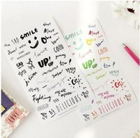 hot sale 8 Sheets lot Kawaii Sticker Diary Stickers Planner ...