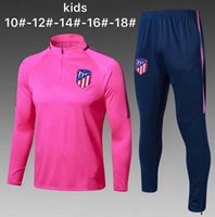 KIDS Atletico madrid tracksuit jacket torres survetement cha...