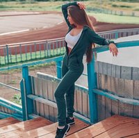 Women' s Jumpsuits 2018 autumn new women' s sports c...