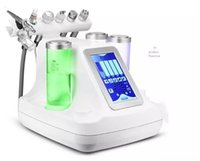 2018NEW 5, 6, 7 in 1 bio rf cold hammer hydro microdermabrasio...