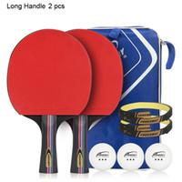 مضرب تنس الطاولة 1100 Crossway 2 قطعة / setPong مضرب مضرب و Pingpong Ball Set