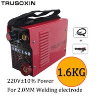 220V New protable DIY welder suitable for 2. 0MM electrode IG...