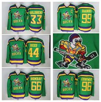 Mighty Ducks 33 Greg Goldberg 66 Gordon Bombay 96 Charlie Co...