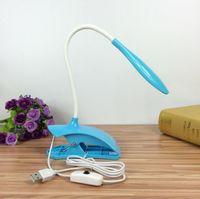 Luz Livro Portátil USB Distorcida Pequeno Candeeiro de Mesa Lâmpada de Leitura Ajustável LEVOU Livro Eletrônico Lâmpada de Luz Computador Clipe Livro luz