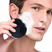 جديد بالموجات فوق الصوتية الكهربائية منظف الوجه تذبذب المسام نظيفة سيليكون التطهير فرشاة مدلك الوجه الاهتزاز العناية بالبشرة سبا التدليك