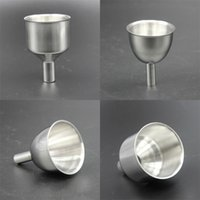 Draagbare heupfles Funnel Mini Rvs verlengt Hopper Multifunctionele Olie Parfum Vul Keuken Koken Valuta Accessoires 1 9Zy YY